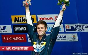 2015 World Championships- Silver 10-meter
