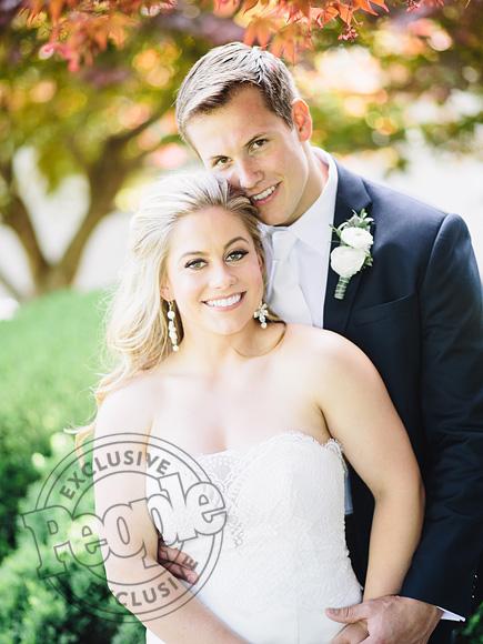 Nastia Liukin Wedding.Shawn Johnson S Husband Andrew East Surprises Her At Wedding